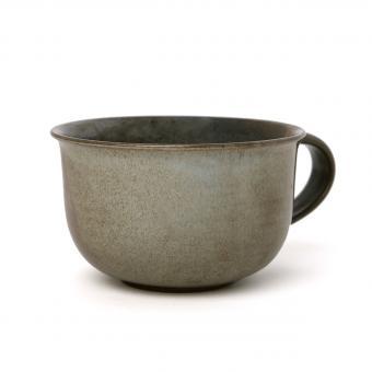Jumbotasse für Milchkaffee